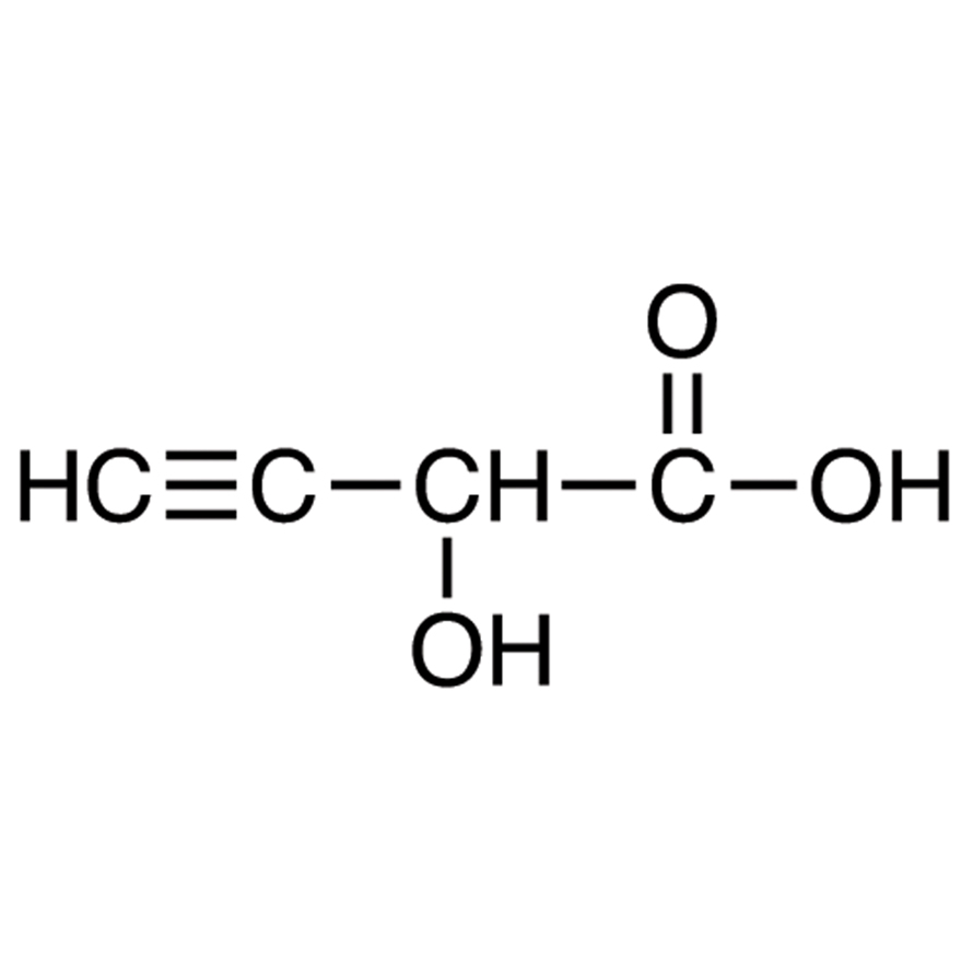 2-Hydroxy-3-butynoic Acid