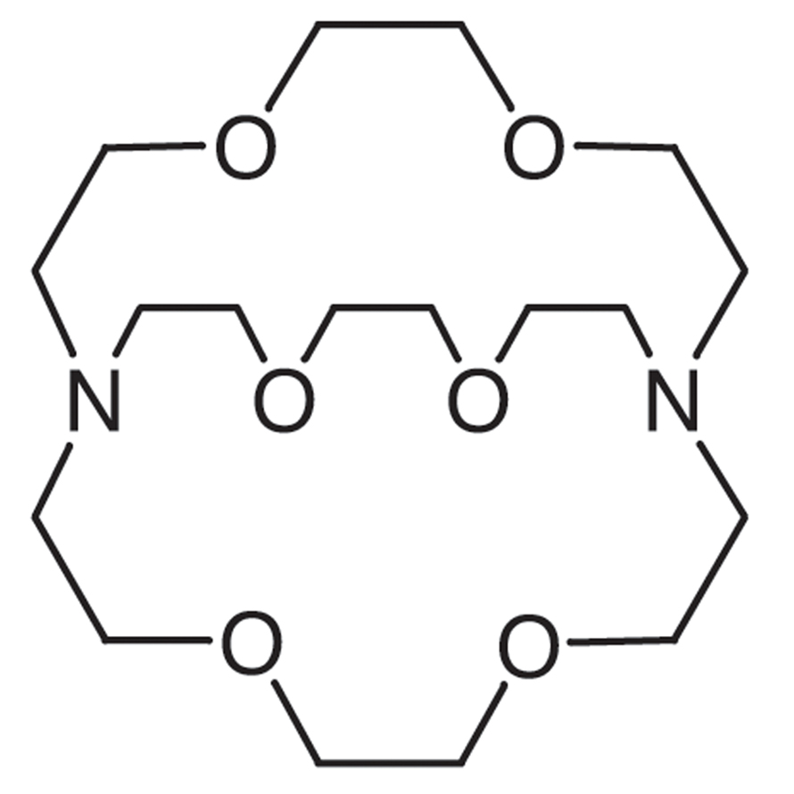 4,7,13,16,21,24-Hexaoxa-1,10-diazabicyclo[8.8.8]hexacosane