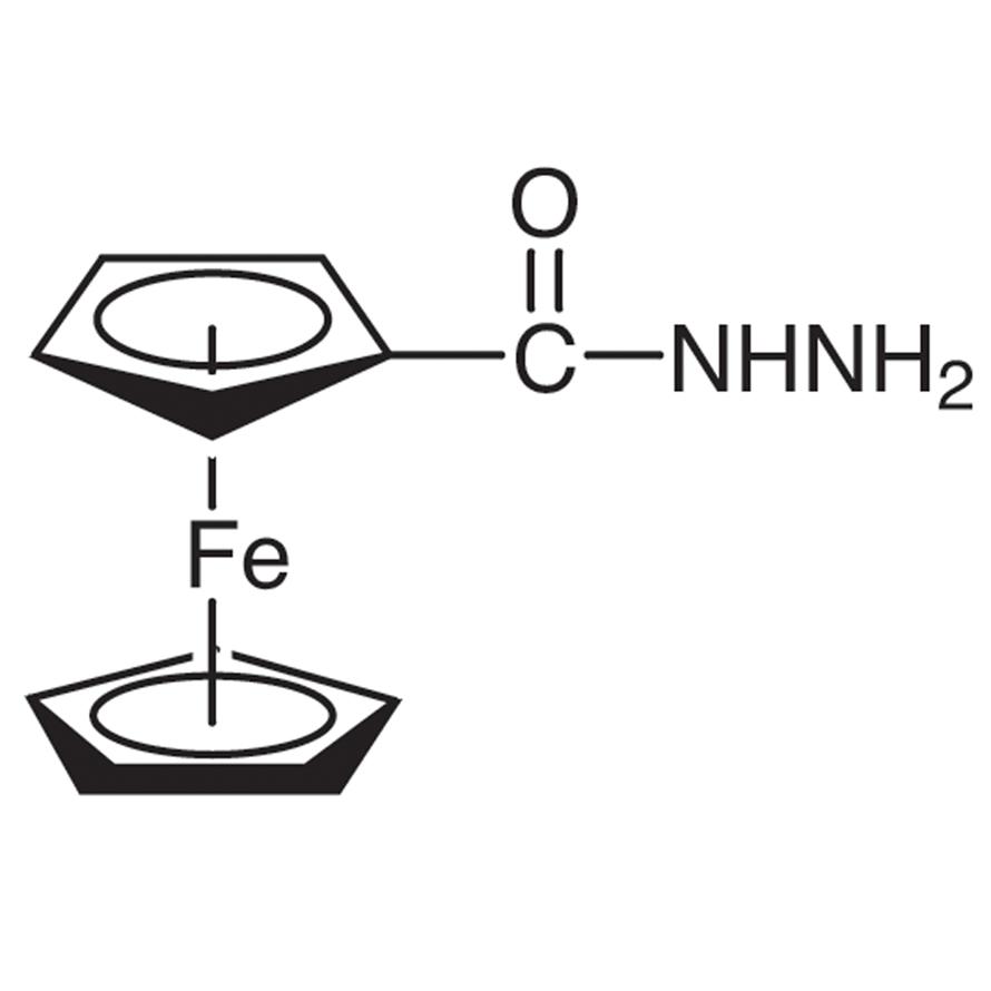 (Hydrazinocarbonyl)ferrocene [for HPLC Labeling]