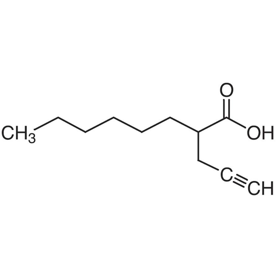 2-Hexyl-4-pentynoic Acid
