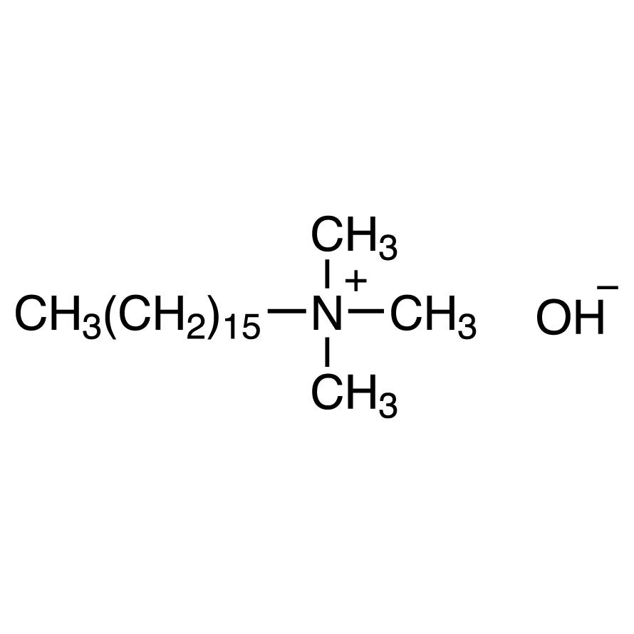 Hexadecyltrimethylammonium Hydroxide (10% in Water)