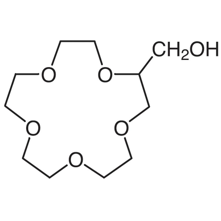 2-(Hydroxymethyl)-15-crown 5-Ether