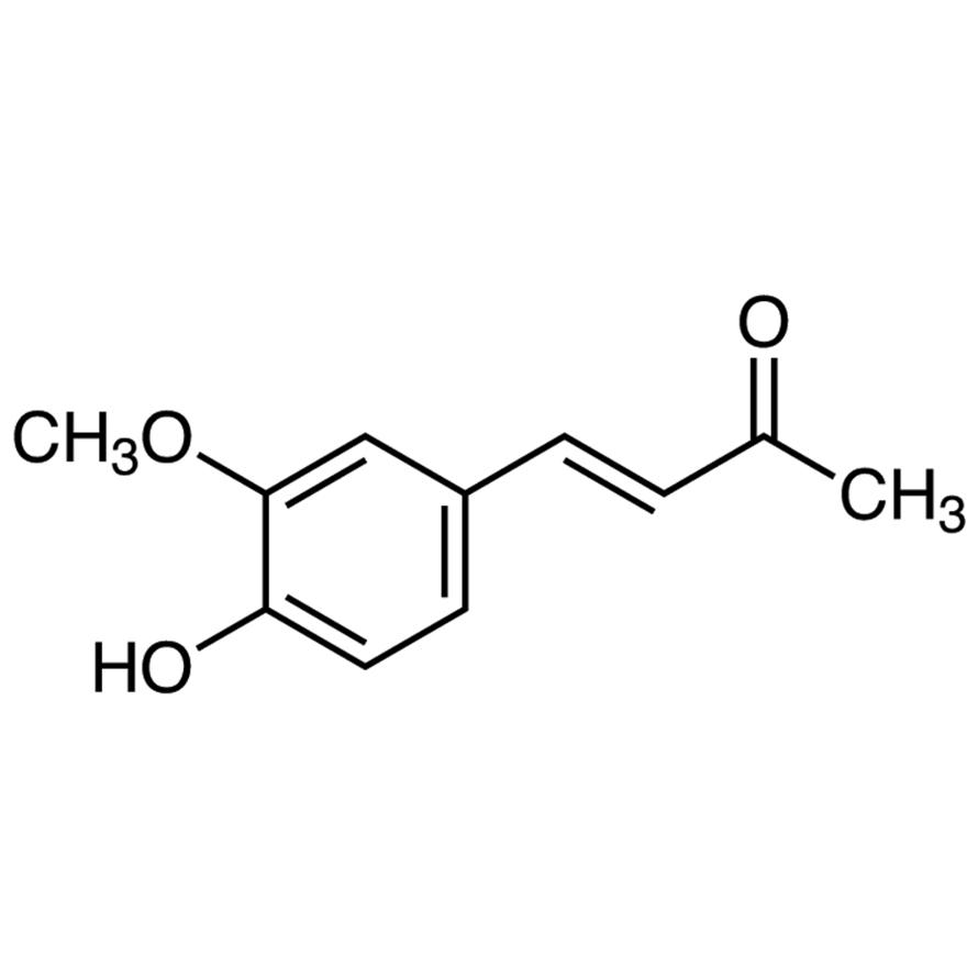 (E)-4-(4-Hydroxy-3-methoxyphenyl)-3-buten-2-one