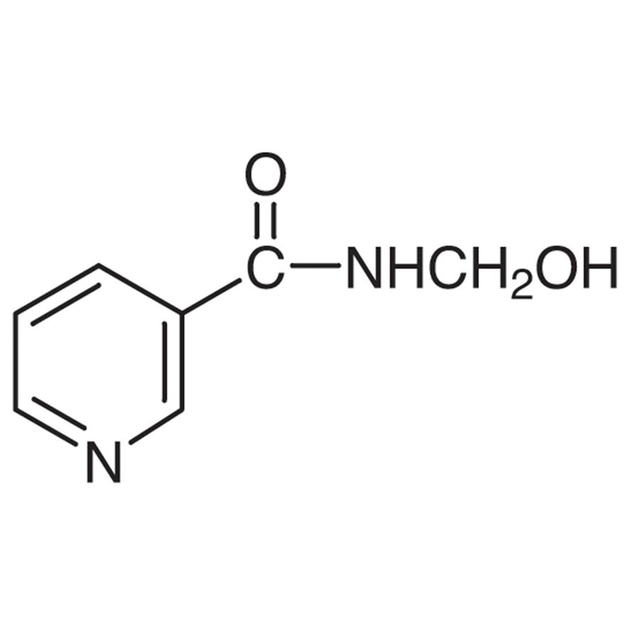 N-(Hydroxymethyl)nicotinamide