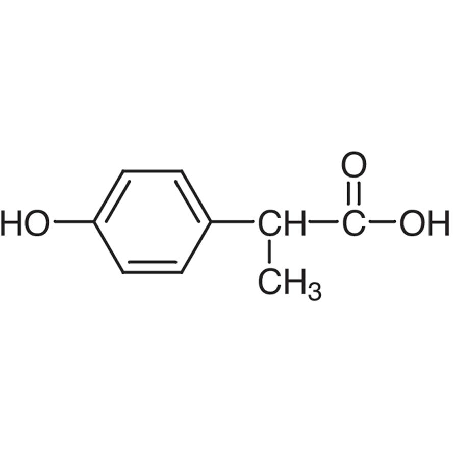 2-(4-Hydroxyphenyl)propionic Acid