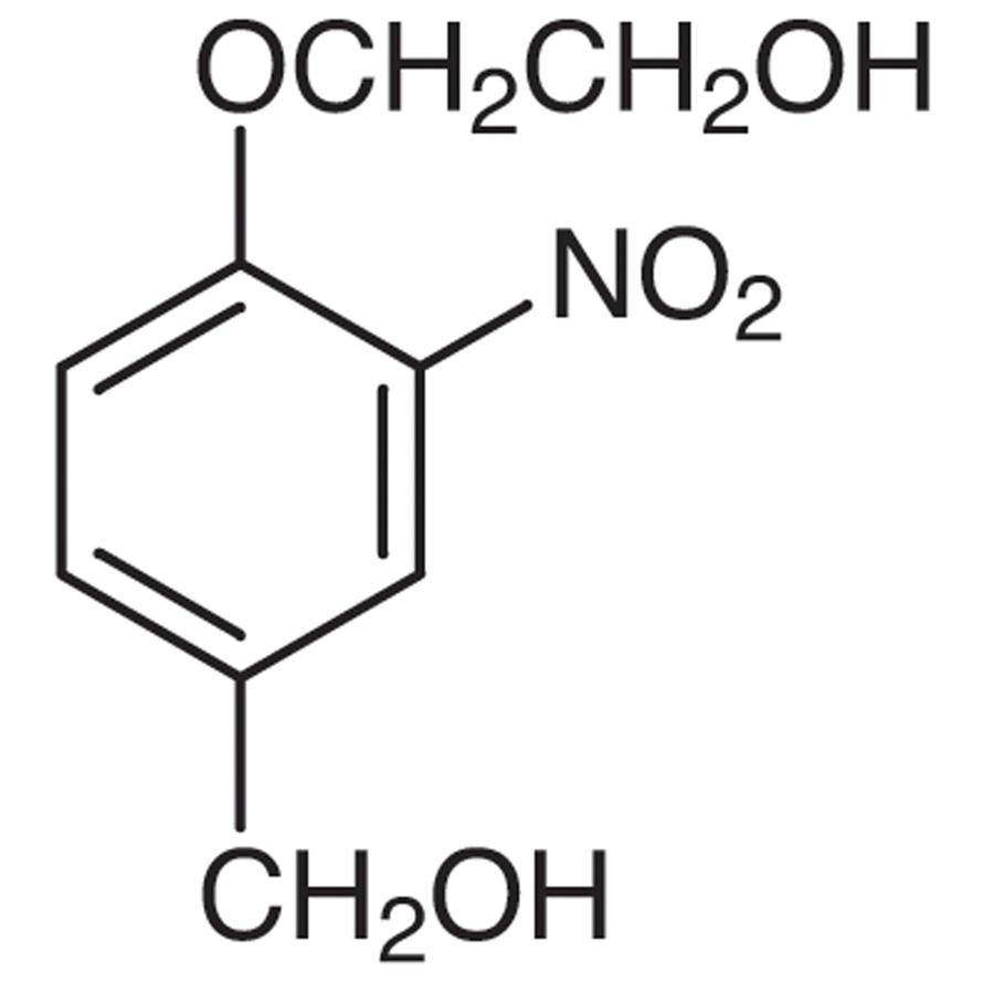 2-[4-(Hydroxymethyl)-2-nitrophenoxy]ethanol