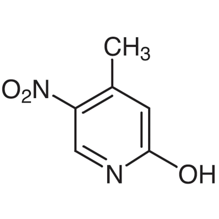 2-Hydroxy-4-methyl-5-nitropyridine