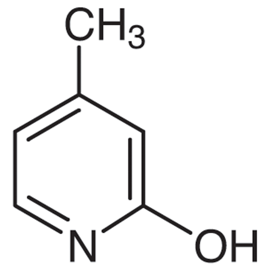 2-Hydroxy-4-methylpyridine