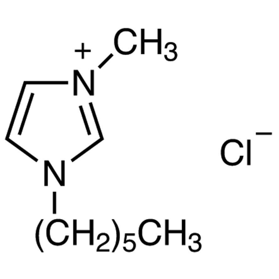 1-Hexyl-3-methylimidazolium Chloride