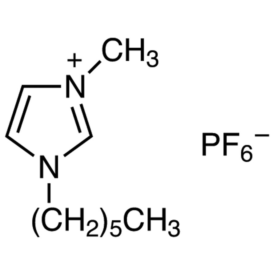 1-Hexyl-3-methylimidazolium Hexafluorophosphate