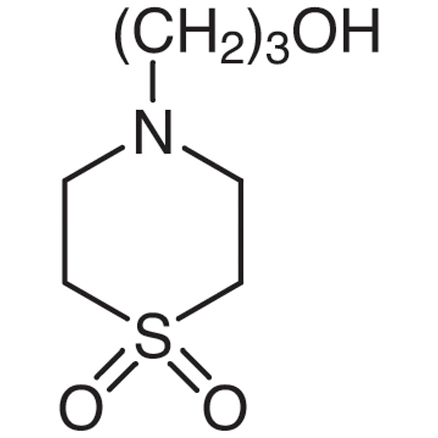 4-(3-Hydroxypropyl)thiomorpholine 1,1-Dioxide