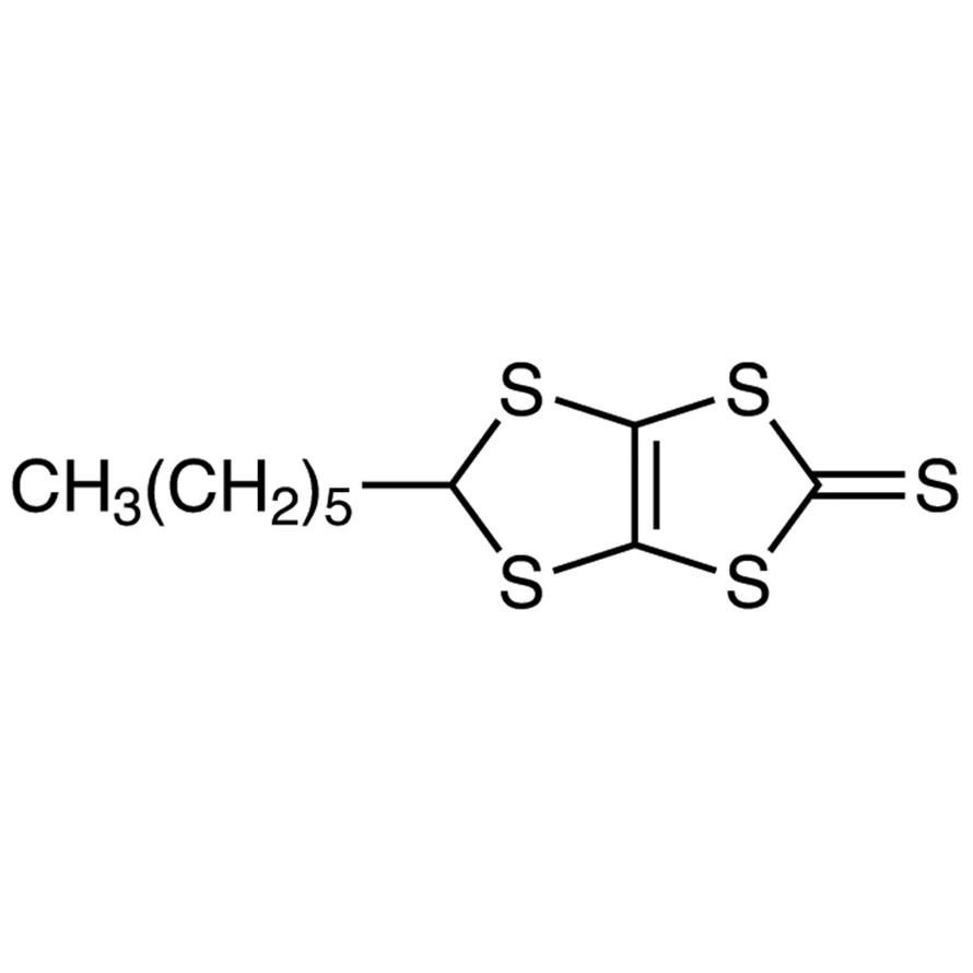 5-Hexyl-1,3-dithiolo[4,5-d][1,3]dithiole-2-thione