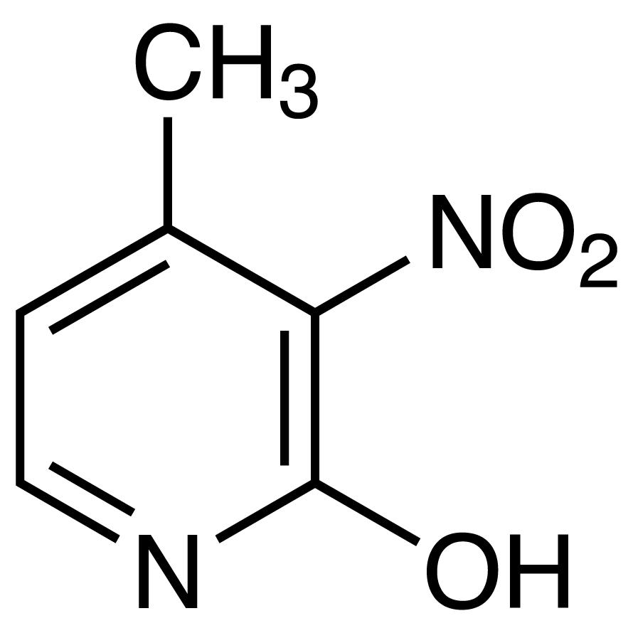 2-Hydroxy-4-methyl-3-nitropyridine
