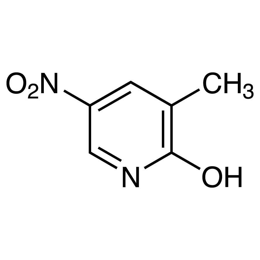 2-Hydroxy-3-methyl-5-nitropyridine