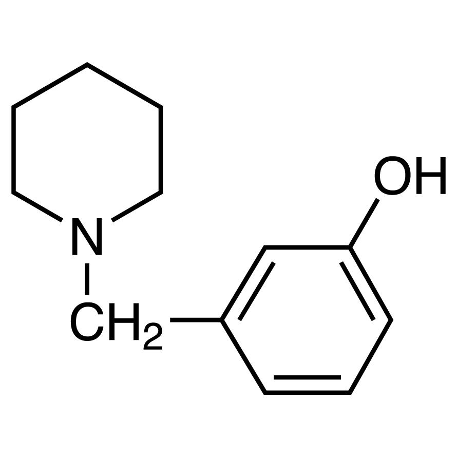 1-(3-Hydroxybenzyl)piperidine