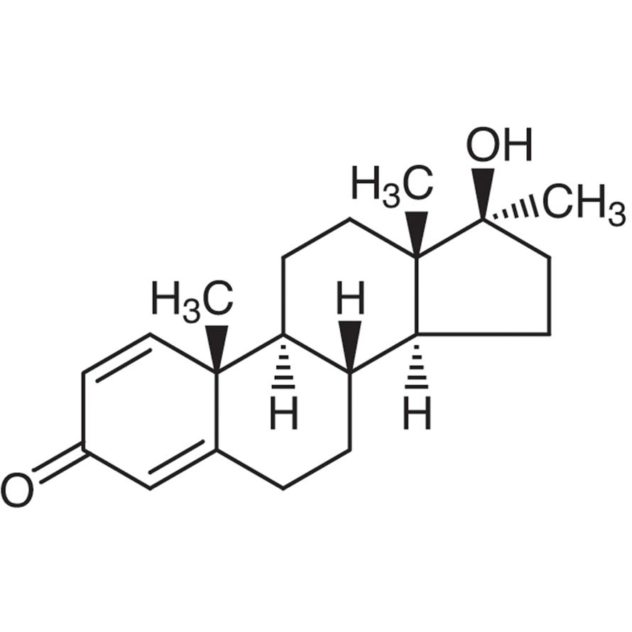 17-Hydroxy-17-methylandrosta-1,4-dien-3-one