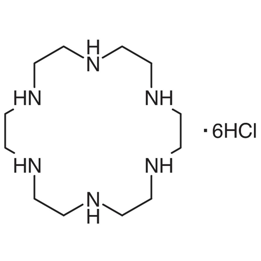 1,4,7,10,13,16-Hexaazacyclooctadecane Hexahydrochloride