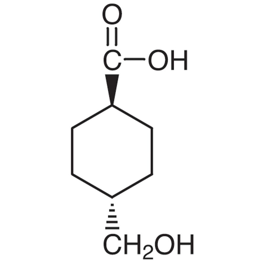 trans-4-(Hydroxymethyl)cyclohexanecarboxylic Acid