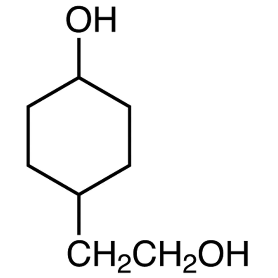 4-(2-Hydroxyethyl)cyclohexanol (cis- and trans- mixture)
