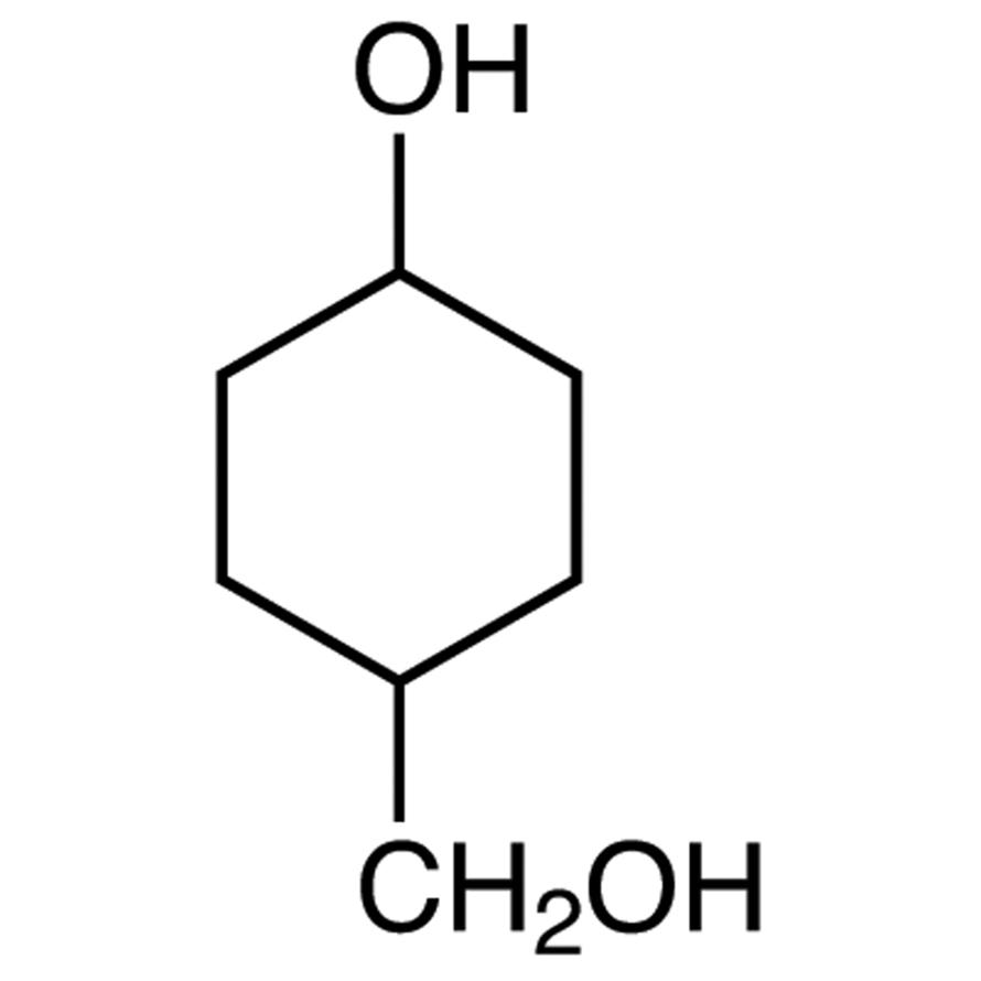 4-(Hydroxymethyl)cyclohexanol (cis- and trans- mixture)