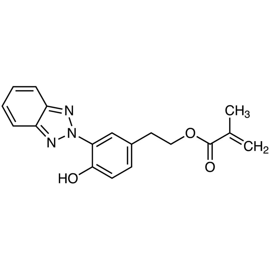 2-[2-Hydroxy-5-[2-(methacryloyloxy)ethyl]phenyl]-2H-benzotriazole