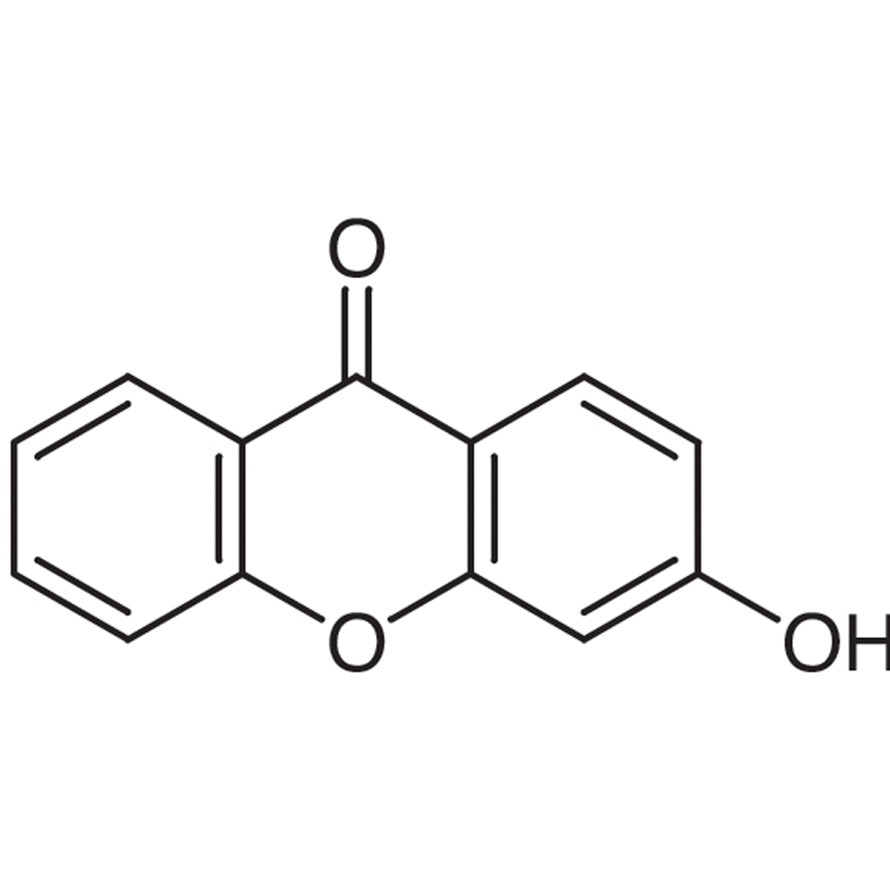 3-Hydroxyxanthen-9-one