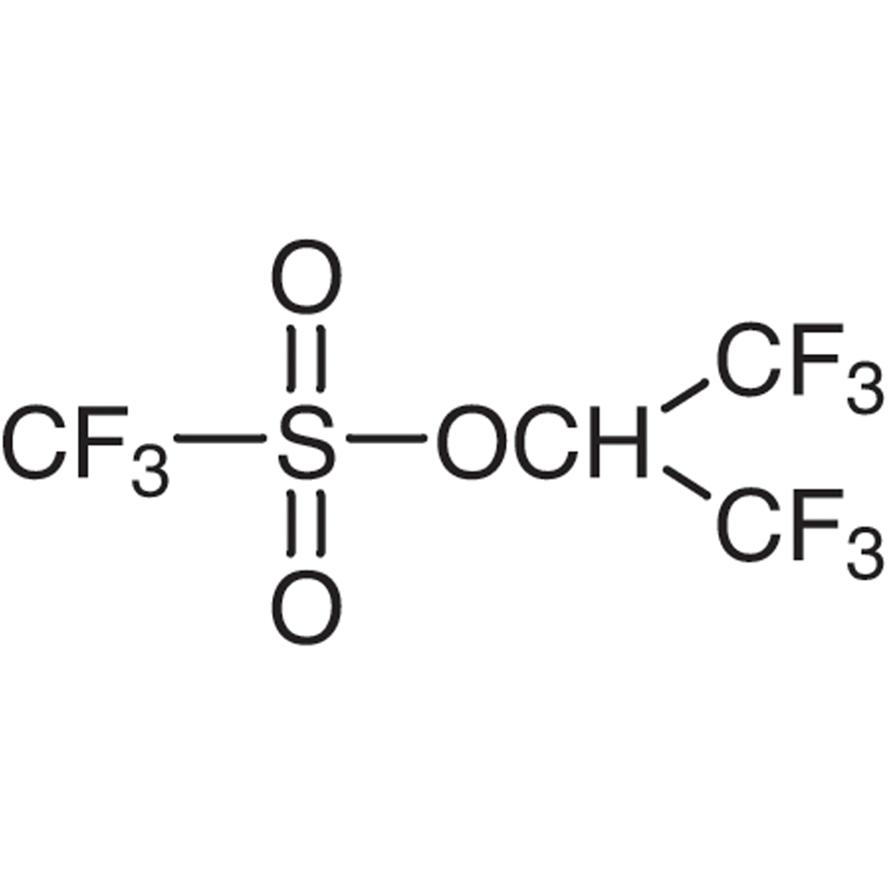 1,1,1,3,3,3-Hexafluoroisopropyl Trifluoromethanesulfonate