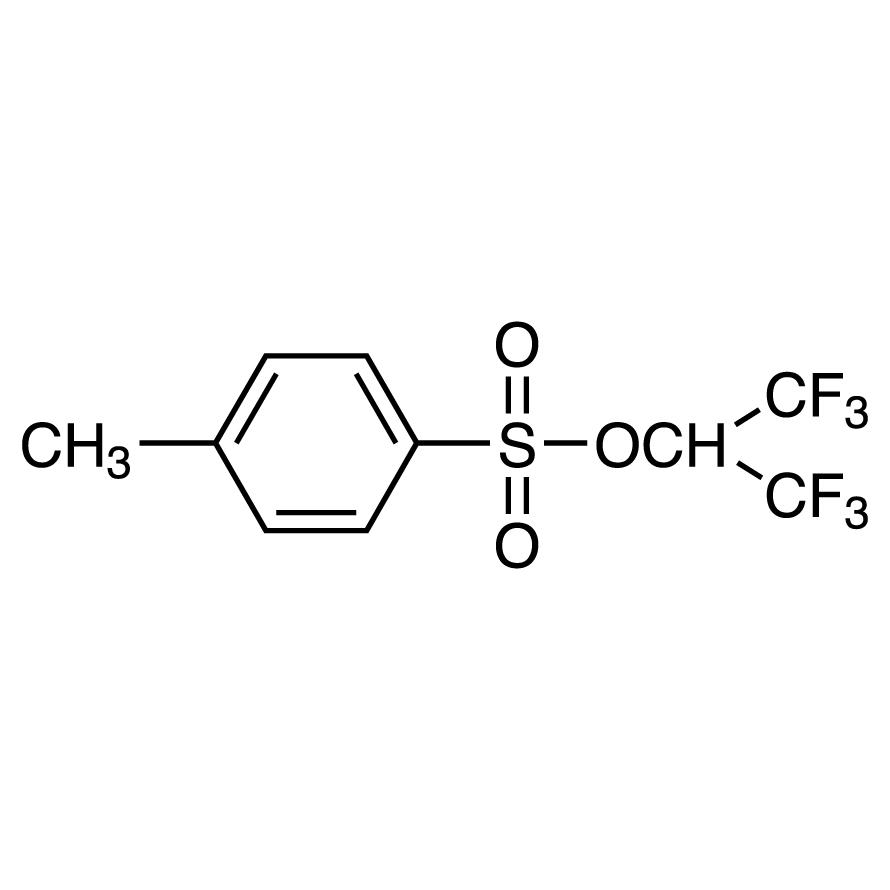 1,1,1,3,3,3-Hexafluoroisopropyl p-Toluenesulfonate