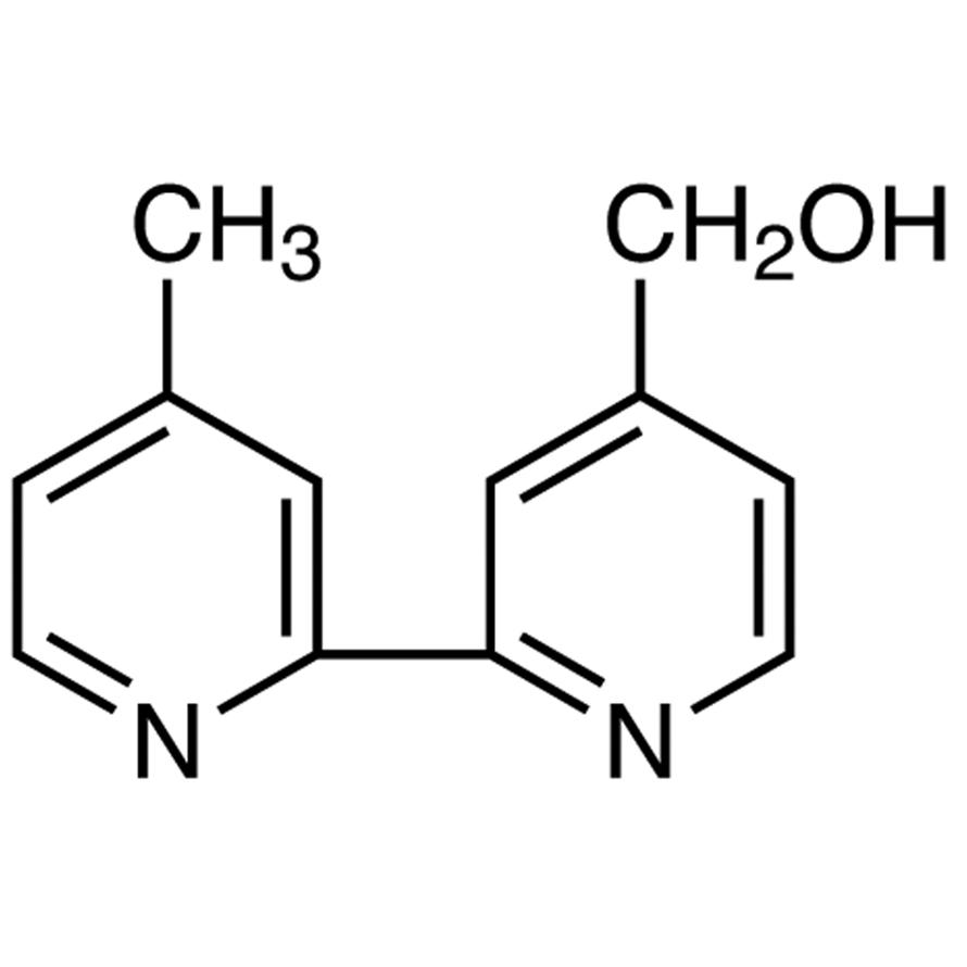 4-Hydroxymethyl-4'-methyl-2,2'-bipyridyl