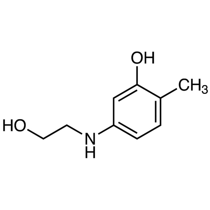 5-(2-Hydroxyethyl)amino-o-cresol