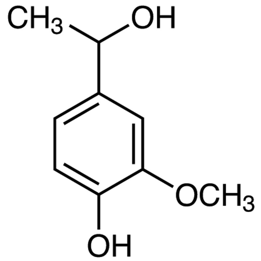 4-Hydroxy-3-methoxy--methylbenzyl Alcohol