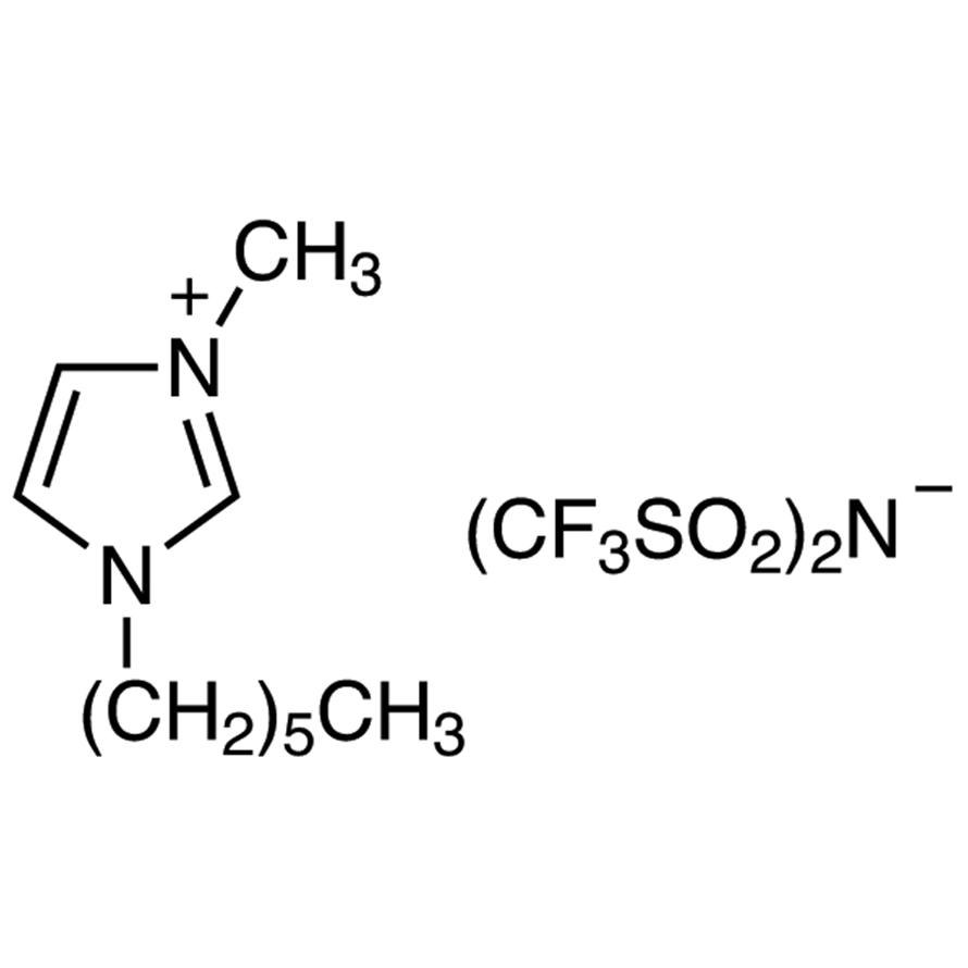 1-Hexyl-3-methylimidazolium Bis(trifluoromethanesulfonyl)imide