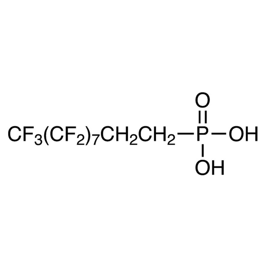 (1H,1H,2H,2H-Heptadecafluorodecyl)phosphonic Acid