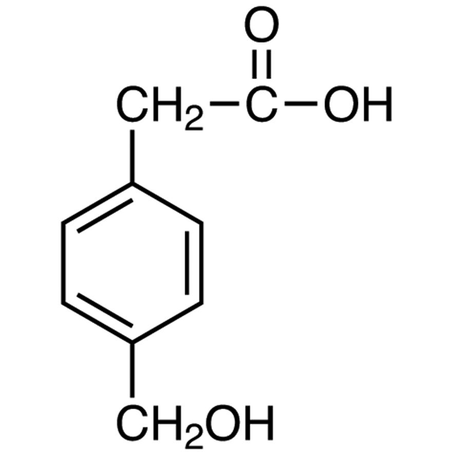 4-(Hydroxymethyl)phenylacetic Acid