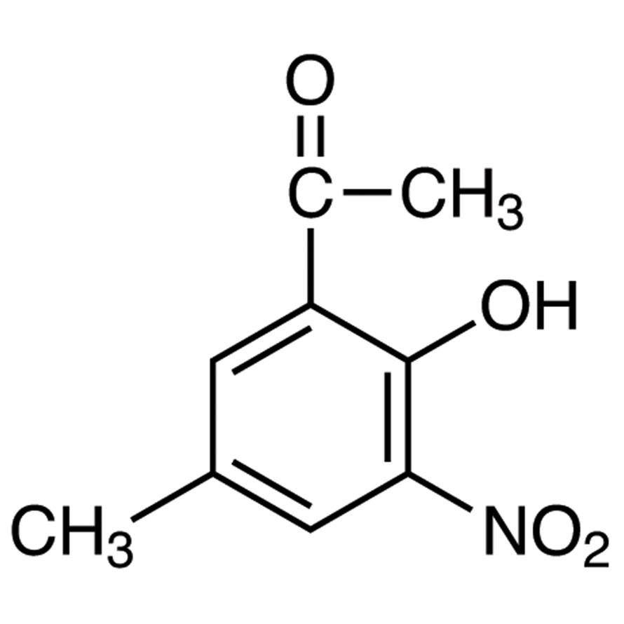 2'-Hydroxy-5'-methyl-3'-nitroacetophenone