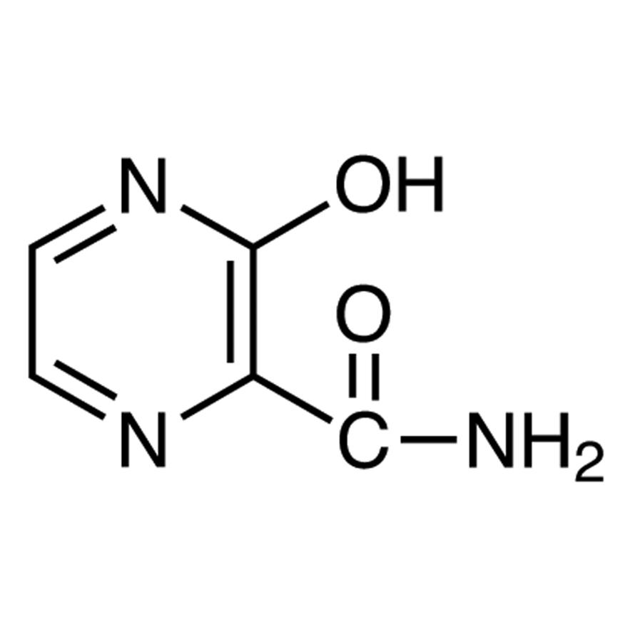 3-Hydroxypyrazine-2-carboxamide