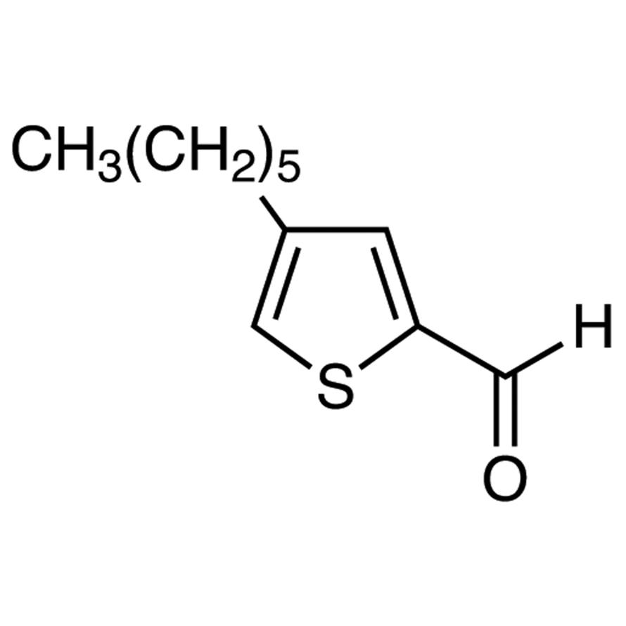 4-Hexylthiophene-2-carboxaldehyde