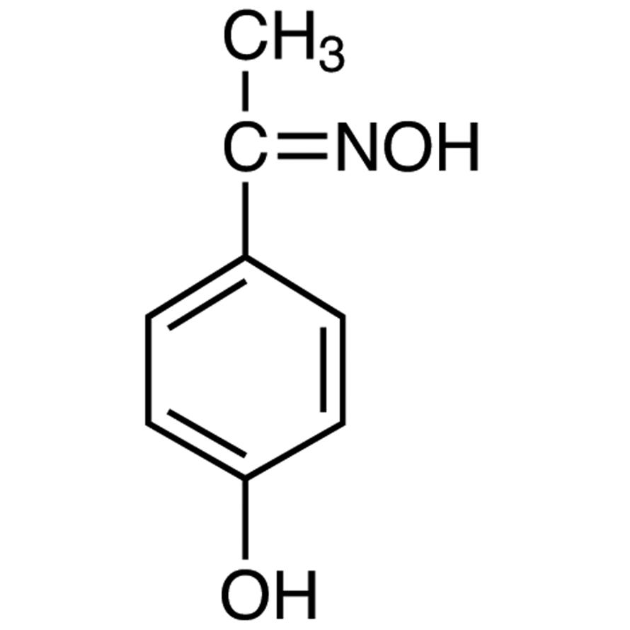 4'-Hydroxyacetophenone Oxime