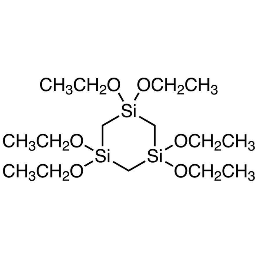 1,1,3,3,5,5-Hexaethoxy-1,3,5-trisilacyclohexane