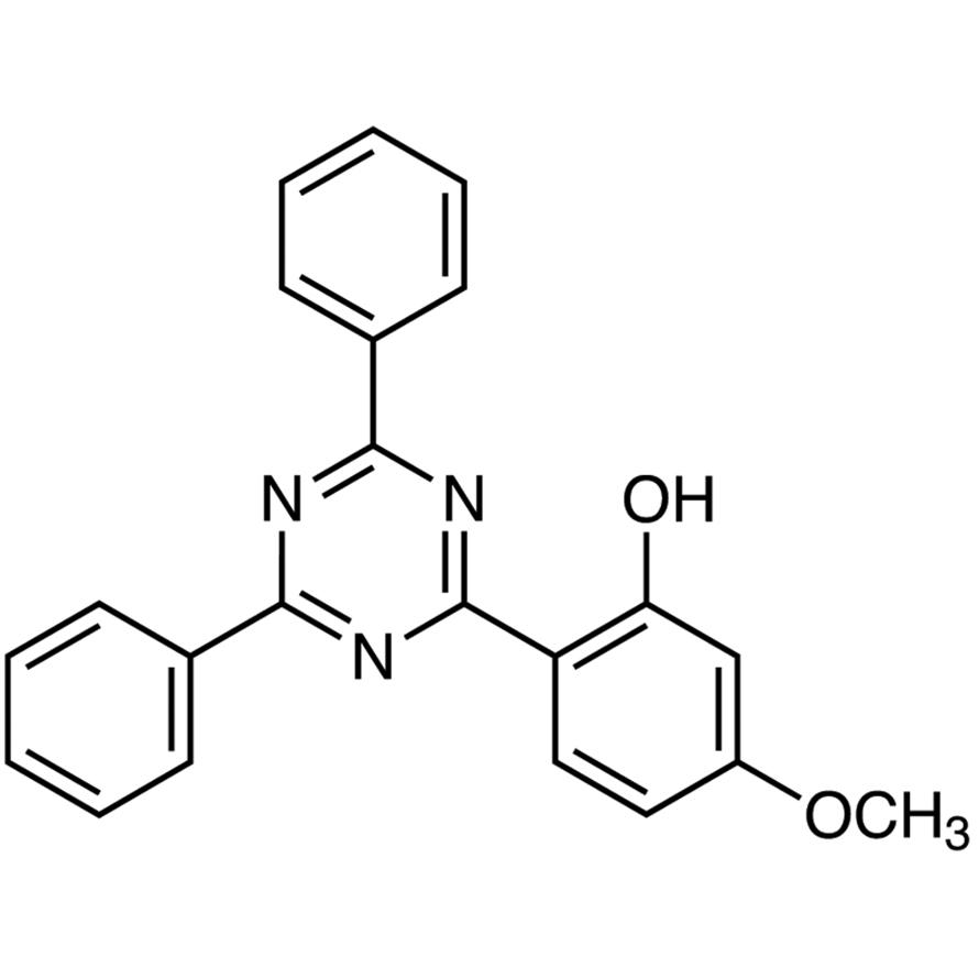 2-(2-Hydroxy-4-methoxyphenyl)-4,6-diphenyl-1,3,5-triazine