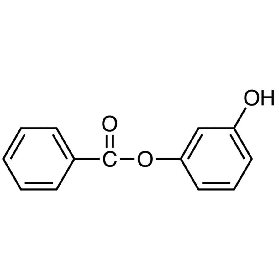 3-Hydroxyphenyl Benzoate