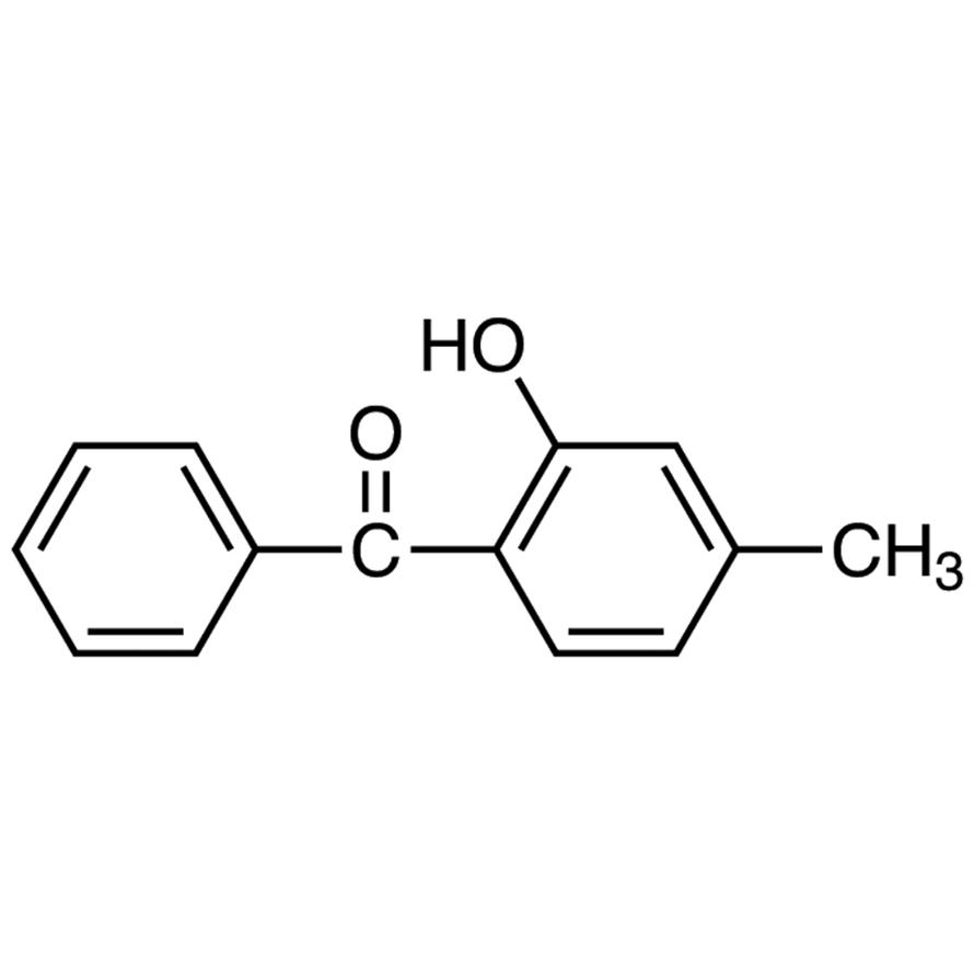 2-Hydroxy-4-methylbenzophenone