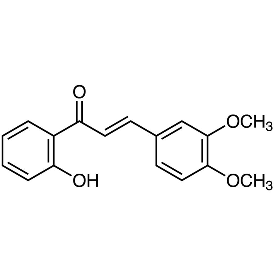 (E)-2'-Hydroxy-3,4-dimethoxychalcone