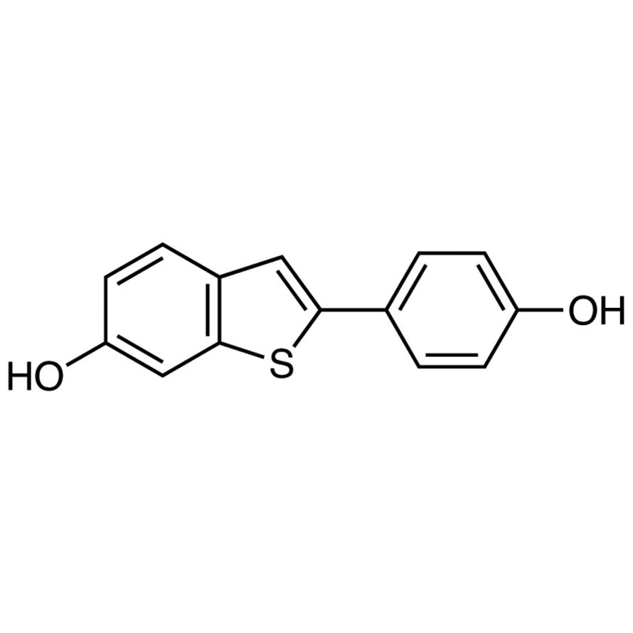 2-(4-Hydroxyphenyl)benzo[b]thiophene-6-ol