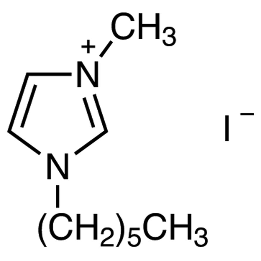 1-Hexyl-3-methylimidazolium Iodide