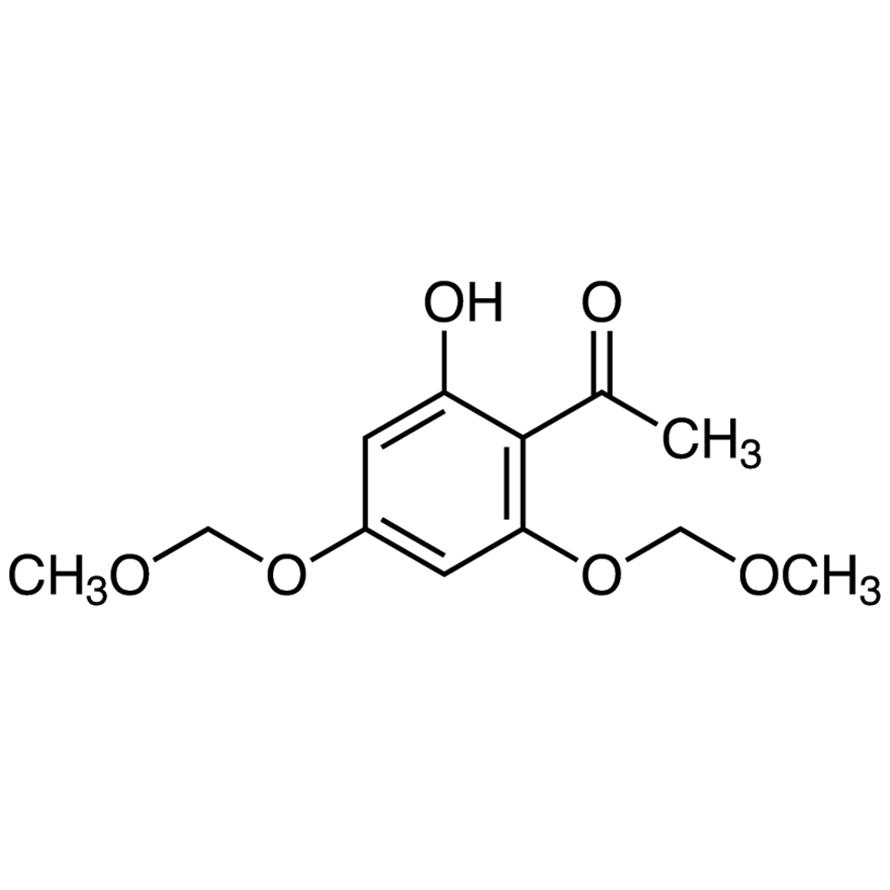 1-[2-Hydroxy-4,6-bis(methoxymethoxy)phenyl]ethanone