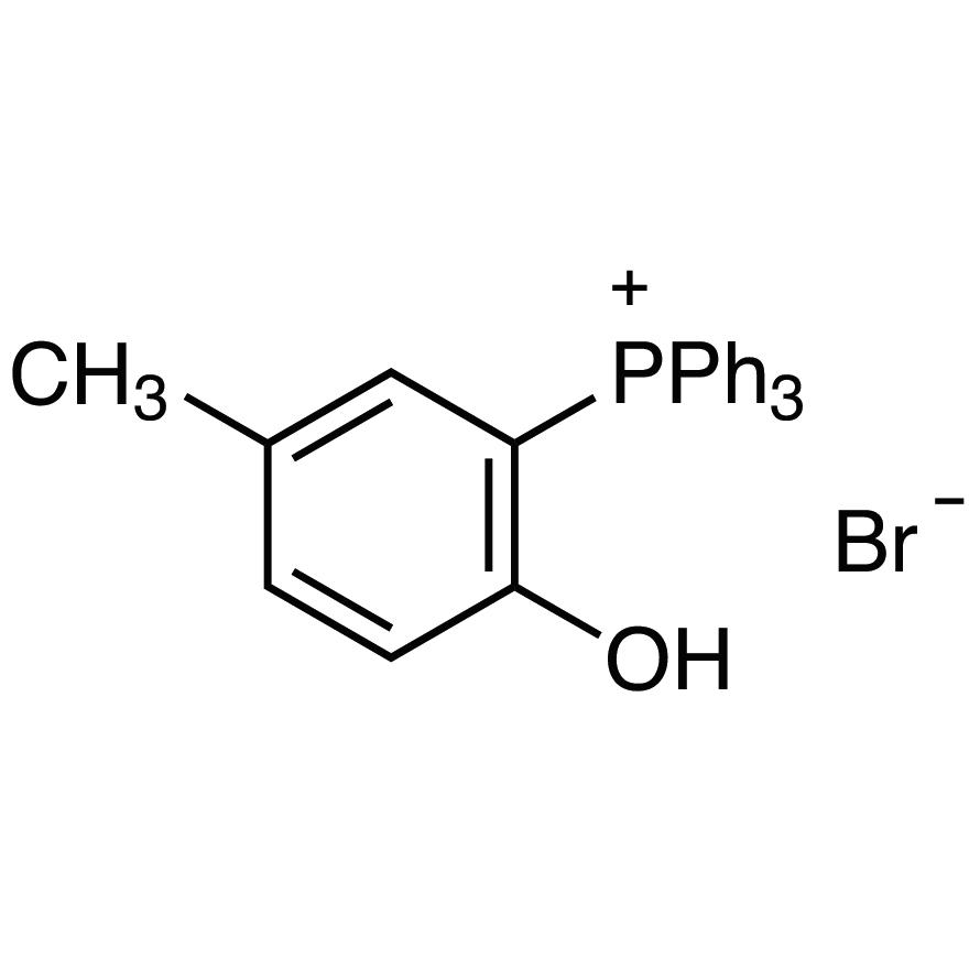 (2-Hydroxy-5-methylphenyl)triphenylphosphonium Bromide