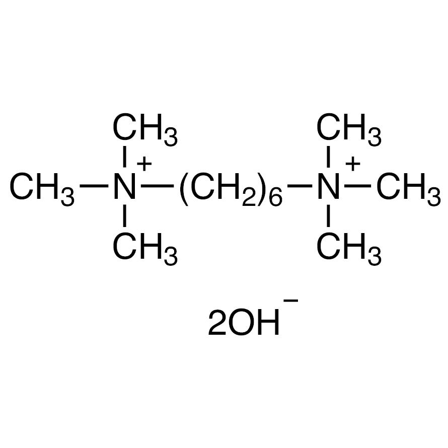 Hexamethonium Dihydroxide (ca. 25% in Water)
