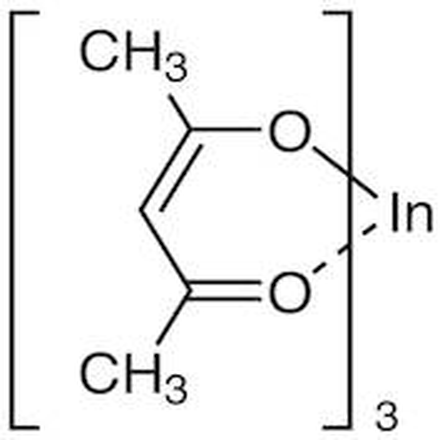 Tris(2,4-pentanedionato)indium(III)