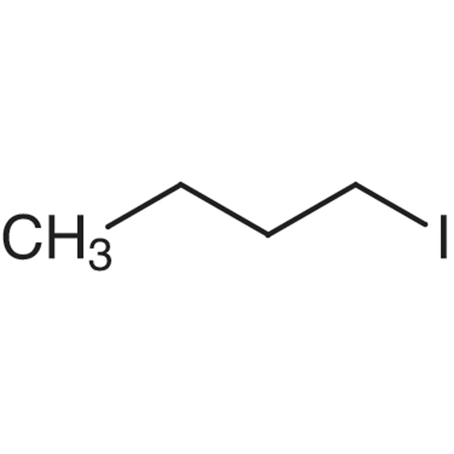 1-Iodobutane (stabilized with Copper chip)